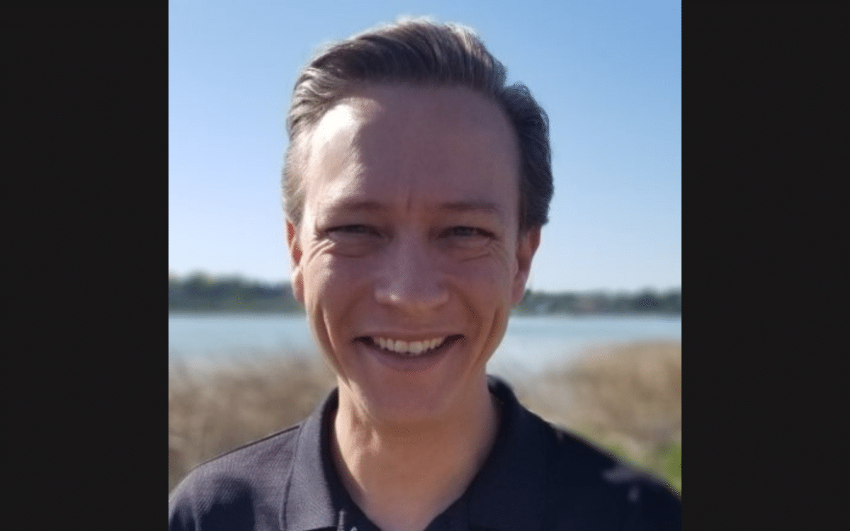 Scott Joyson male headshot